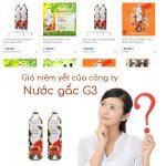 gia-nuoc-gac-g3-chinh-hang-bao-nhieu-nubeauty