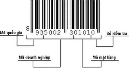cách check mã vạch lăn scion bằng barcode scanner