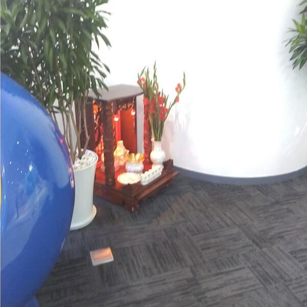 hình ảnh văn phòng công ty Nu Skin chi nhánh TPHCM