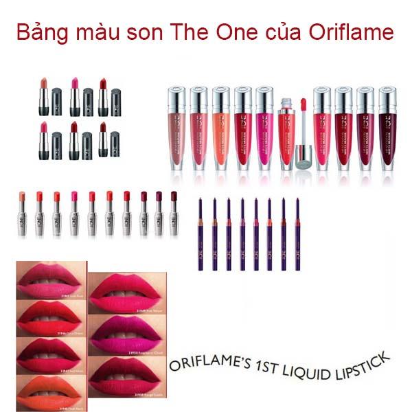 bang-mau-son-the-one-cua-oriflame-nubeauty