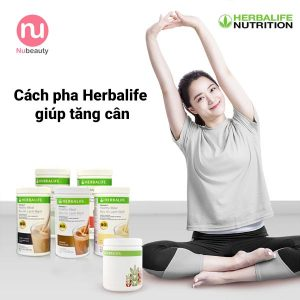 cach-su-dung-herbalife-tang-can-1