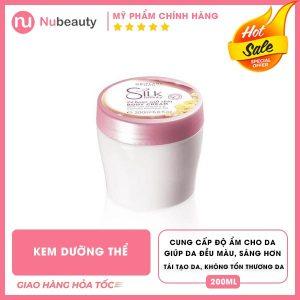 kem-duong-the-silk-beauty-body-cream