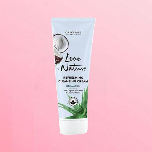 kem-rua-mat-love-nature-refreshing-cleansing-cream-with-organic-aloe-vera-coconut-water-34819