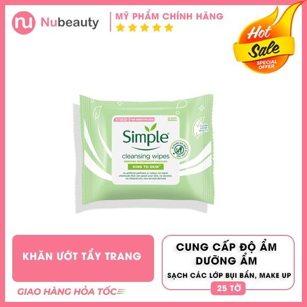 khan-uot-tay-trang-simple-cleansing-facial-wipes